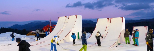 VIDEO – Lloyd competing double-full full in Lake Placid